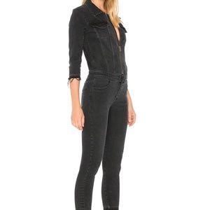 ed568ecded32 DL1961 Pants - DL1961 Winnie Jumpsuit black denim